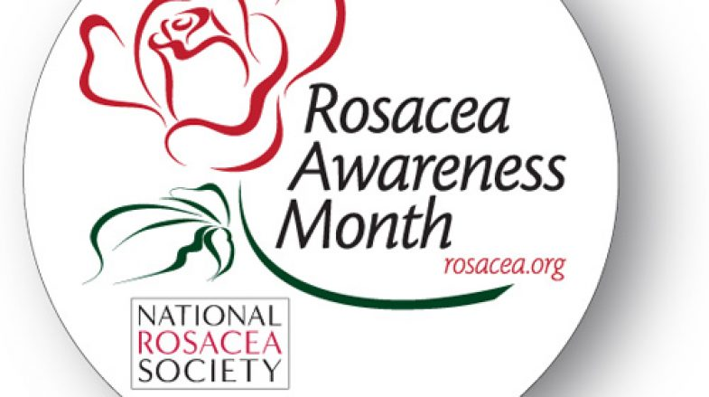 National Rosacea Month