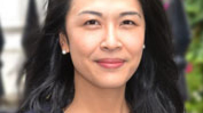 Dermatologist Dr Tracy Wong