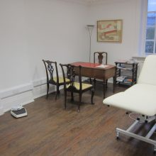 London Skin and Hair Clinic Consulting Room 2