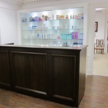 London Skin and Hair Clinic Reception