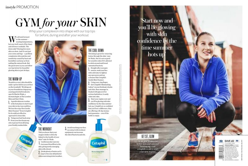 Gym for your skin featuring Dermatologist Dr Martin Wade